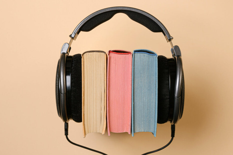 audiobook featured image