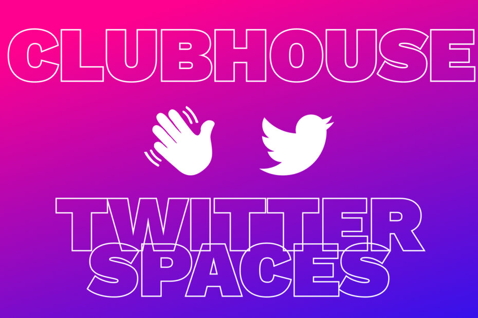 clubhbouse twitter spaces feature 1