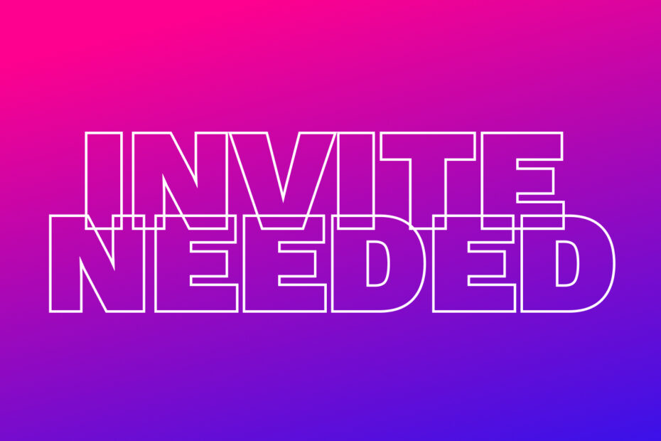 invite only feature