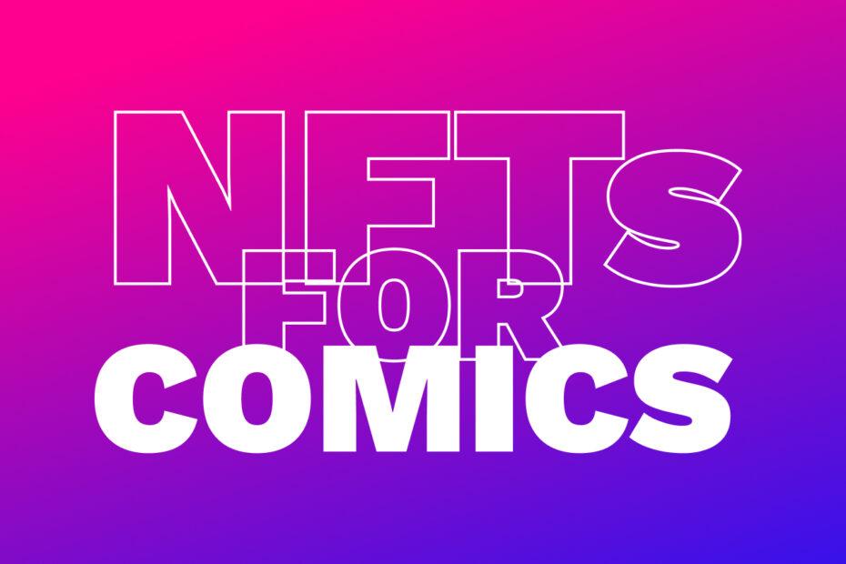 comics nft feature