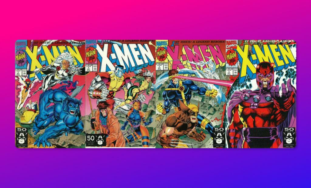 comics xmen